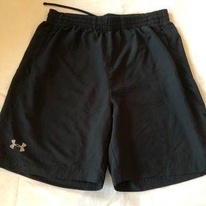 Under Armour Training Shorts, Black, Medium